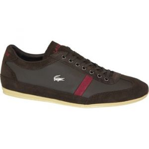 Lacoste Chaussures Misano 22 LCR SRM2146176 Marron - Taille 40,40 1/2