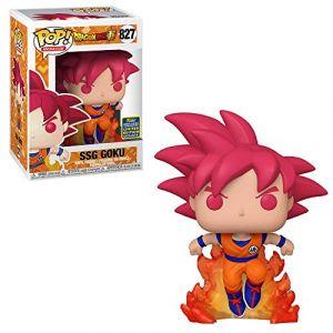 POP Funko ! Animation - Dragon Ball Super Goku Ssg 827