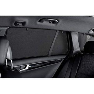 Car Shades Rideaux pare-soleil compatible avec Renault Clio SW 2013-