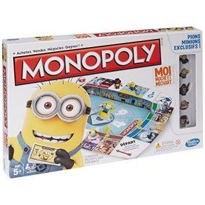 Hasbro Monopoly Les Minions