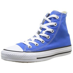 Image de Converse Chuck Taylor All Star Hi, Baskets mode mixte adulte - Bleu, 40 EU