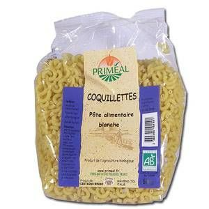 Priméal Coquillettes blanches 500 g