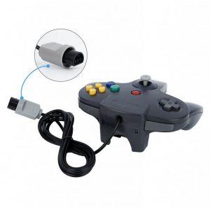 Qumox Manette Game Controller Joystick Pour Nintendo 64 N64 System Gamepad