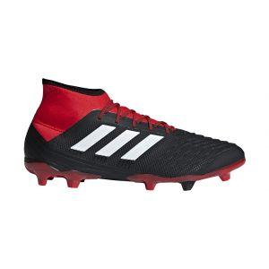 Adidas Predator 18.2 FG Chaussures de Football Homme, Noir