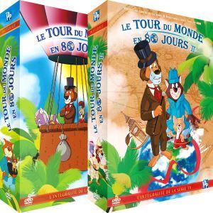 Coffret Le Tour du Monde en 80 Jours - Intégrale