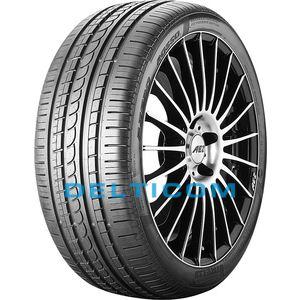 Pirelli Pneu auto été : 245/45 R17 95Y P Zero Rosso Asimmetrico