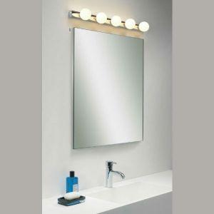 Astro Cabaret five - Applique de salle de bain 5 ampoules EEC C