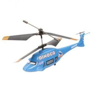 Dickie Toys Hélicoptère radiocommandé Dinoco Cars 2