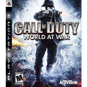 Call of Duty : World at War [PS3]