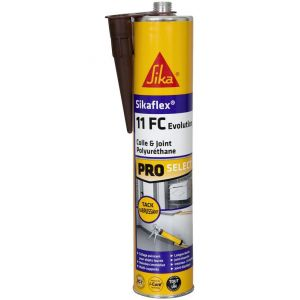 Sika Mastic colle flex 11 FC+ Evolution - Marron - 300ml