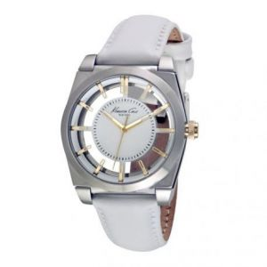 Kenneth Cole 10027848 - Montre pour femme Transparency