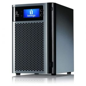 Iomega 35395 - Serveur NAS StorCenter px6-300d Pro 12 To 6 baies Ethernet