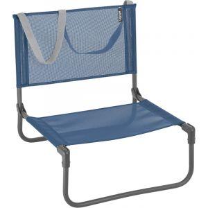 Lafuma Mobilier CB - Siège camping - Batyline bleu Chaises pliantes