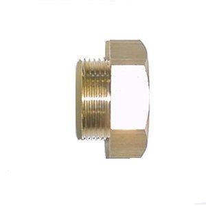 Riquier Réduction laiton fm brut 6 pans joint plat 40-26 - WATTS