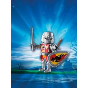 Image de Playmobil 9076 - Chevalier du Dragon Noir