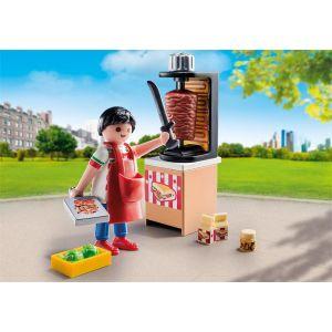 Playmobil 9088 Special Plus - Vendeur de Kebab