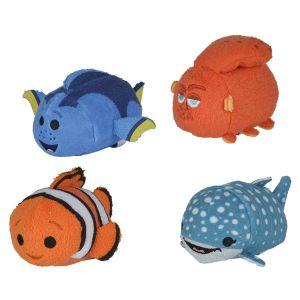 Simba Toys Mini peluche Tsum Tsum Le monde de Dory (modèle aléatoire)
