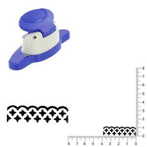 Artémio Perforatrice bordure étoiles - 4 cm