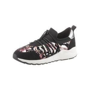 s.Oliver 5-5-23616-22 098, Sneakers Basses Femme, Noir (Black Comb 98), 42 EU