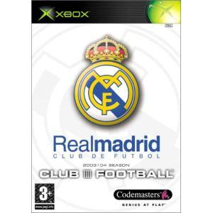 Club Football : Real Madrid 2005 [XBOX]