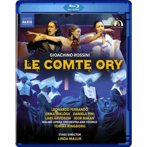 Le Comte Ory, Opéra comique en deux actes [Blu-ray]