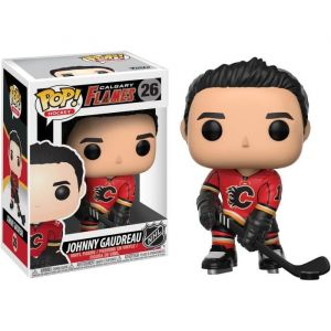 Funko Nhl Pop! Hockey Vinyl Figurine Johnny Gaudreau 9 Cm