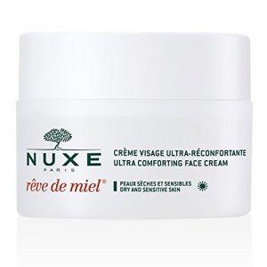 Nuxe Rêve de Miel - Crème visage ultra-réconfortante jour