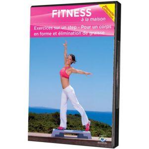 Fitness à la maison - Exercices de step - Etre en forme sans graisse
