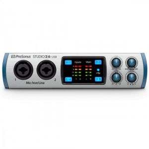 PreSonus S26 Interface audio