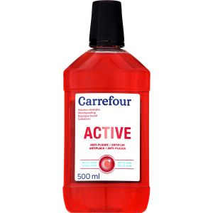 Carrefour Active - Solution dentaire anti-plaque