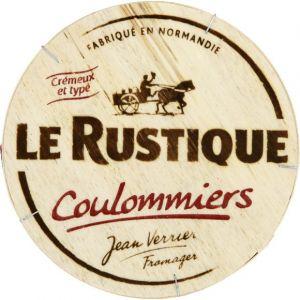 Le rustique Coulommiers, Normandie - La boîte de 350g