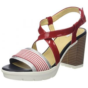 Geox Sandales GINTARE B rouge - Taille 39,41