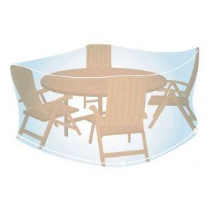 Campingaz Housse transparente pour salon de jardin rond 150 cm