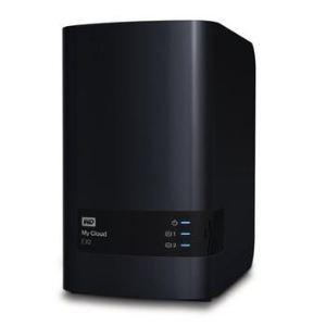 Western Digital WDBVKW0120JCH - Serveur NAS My Cloud EX2 2 baies 12 To Gigabit Ethernet