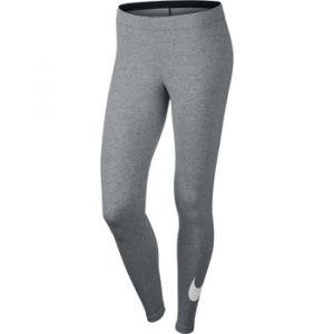 Nike Tight Swoosh Sportswear pour Femme - Gris - Taille XS - Female