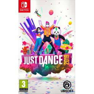 Just Dance 2019 sur Switch