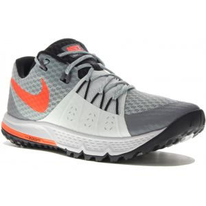 Nike Air Zoom Wildhorse 4 W Chaussures running femme Gris/argent - Taille 39