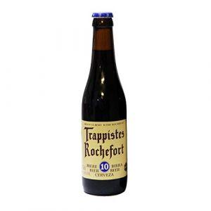 BR ERIE ROC FORT 10 Quadrupel Bière Brune 33 cl 11,3 %