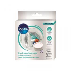 Wpro SKA202 - Patins anti-vibrations pour lave linge