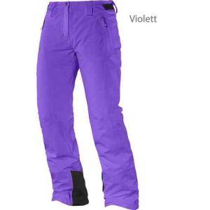 Salomon ICEGLORY - Pantalon de ski pour femme