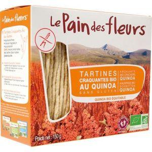 Le pain des fleurs Tartine craquante au Quinoa 150 g