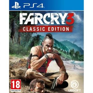 Far Cry 3 - Classic Edition sur PS4