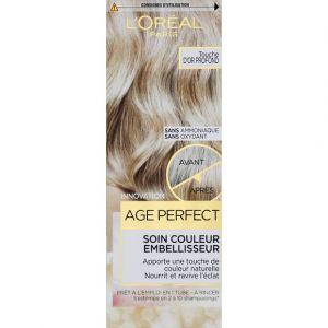 L'Oréal Soin couleur embellisseur touche d'or profond - Age Perfect