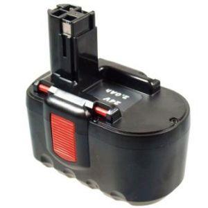 Bosch Batterie APBO/CL 24V 3.0Ah NIMH compatible