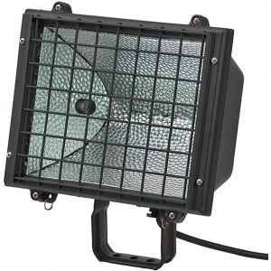 Brennenstuhl Projecteur halogène H 1000 CG IP65 avec câble 5m H07RN-F 3G1,0 1000W