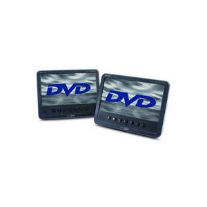 "Caliber MPD278 - Lecteur DVD Portable 7"" + écran LED 7"""