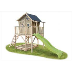 Exit Toys Crooky 750 - Cabane enfant en bois