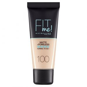 Maybelline Fit Me Matte & Poreless Foundation Warm Ivory 30 ml