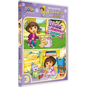 Dora l'exploratrice - Ma collection : Je grandis avec Dora - Dodo loin de maman et papa [DVD]