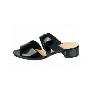 Gabor Shoes Fashion, Mules Femme Noir (Schwarz 77) 35 EU